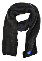 MAZINE Twist Scarf black