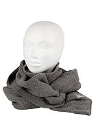 MAZINE Twist Scarf dark grey melange
