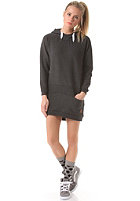 MAZINE Womens Alva Hooded Dress black melange