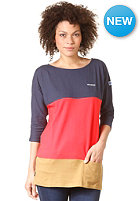 MAZINE Womens Aus Top navy / poppy