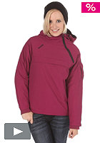 MAZINE Womens Backbeat Jacket raspberry