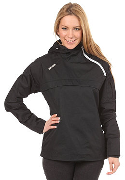 MAZINE Womens Backbeat Light 2 Hooded Windbreaker black