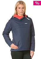 MAZINE Womens Backbeat Windbreaker Jacket navy / poppy