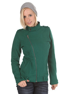 MAZINE Womens Baika Knit Sweatshirt bottle green