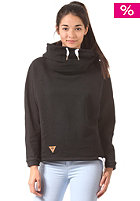 MAZINE Womens Batwing Sleeve Sweat black