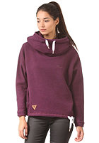MAZINE Womens Batwing Sleeve Sweat violet mel.