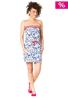 MAZINE Womens Boabelle Dress blue camouflage