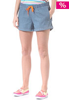 MAZINE Womens Dacapulco Short light wash