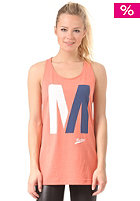 MAZINE Womens Desire Tank Top orange melange