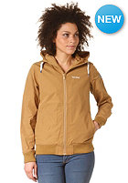 MAZINE Womens Dogella Hooded Jacket gold