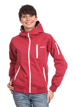 MAZINE Womens Dogelle Light2 Jacket holly red