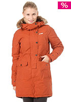 MAZINE Womens Gear Hooded Jacket spice