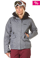 MAZINE Womens Halley 2 Jacket steel mottled