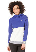 MAZINE Womens Iamoi Hooded Sweat mazineblue / light grey