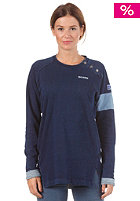 MAZINE Womens Key Sweatshirt indigo