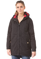 MAZINE Womens Leeds Parka Jacket black