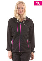 MAZINE Womens Level Softshell Jacket black