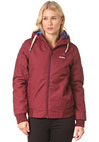 MAZINE Womens Library Jacket tawny port