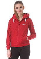 MAZINE Womens Library Light Jacket tango red