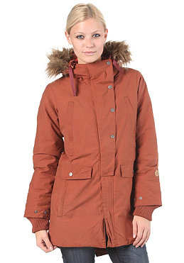 MAZINE Womens Lonnie Hooded Jacket spice