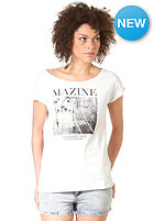 MAZINE Womens Loon S/S T-Shirt light grey