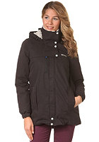 MAZINE Womens Maine Parka black