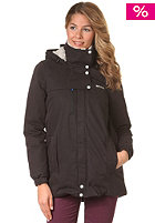 Womens Maine Parka black