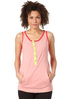 MAZINE Womens Marseille Top red grizzle