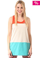MAZINE Womens Meryl Tank Top orange / rainy day