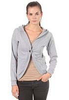 MAZINE Womens Momo 5 Hooded Sweat mid grey melange 123
