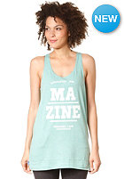 MAZINE Womens Odessa Top mint grizzle
