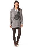MAZINE Womens Pahlavi Printed Sweat Dress dark grey mel.