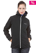 MAZINE Womens Selma Hooded Zip Windbreaker Jacket black