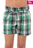 MAZINE Womens Stella Short green checked