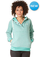MAZINE Womens Valli Hooded Zip Sweat mint grizzle mel.