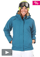 MAZINE Womens Wishy Jacket petrol
