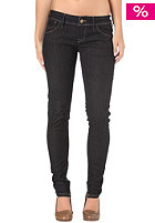 MELTINPOT Womens Marcelle Pant stretch blue denim rinse wash