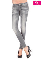 MELTINPOT Womens Marcelle Pant stretch grey denim used