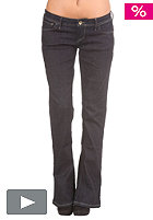 MELTINPOT Womens Nicky Pant stretch blue denim rinse wash