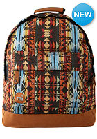 MI PAC Aztec Weave Backpack black
