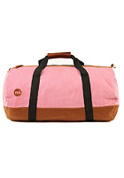 MI PAC Candy Stripe Duffel Bag red/white