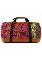 MI PAC Hot Zebra Duffel Bag rainbow