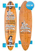 MILLER Longboard Pin Up With Seismic Wheels 38
