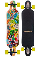 MILLER Longboard Travel Stickers 41