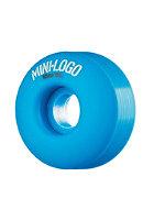 MINI LOGO C Cut 101A 52mm blue