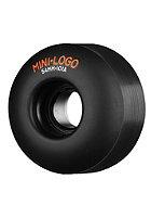 MINI LOGO Wheels 4PK 101A 50mm black