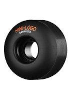 MINI LOGO Wheels 4PK 101A 51mm black