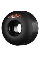 MINI LOGO Wheels 4PK 101A 52mm black