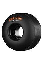 MINI LOGO Wheels 4PK 101A 54mm black