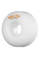 MINI LOGO Wheels 4PK 101A 54mm white
